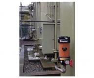 Tanque aceite dieléctrico