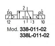 Mod. 338-011-02 Camozzi