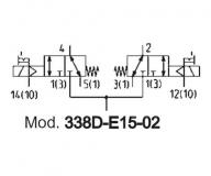 Mod. 338D-E15-02