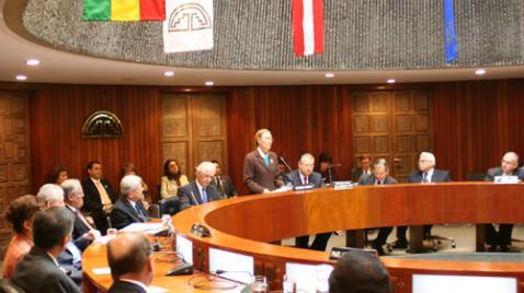 CE abre debate sobre sistemas de producción e información agrícola