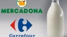 Mercadona y Carrefour controlan el 40% del mercado en España