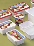 Desarrollan tecnología para reciclar envases de plástico para helado