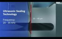 Tecnología de sellado ultrasónico