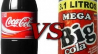 Coca-Cola tendría que indemnizar a Big Cola con US$ 24 millones