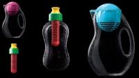 Filtro Bobble: Agua pura en segundos con sistema minimalista colorido