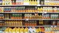 Consumo de zumos y néctares en España se incrementa 7,1%
