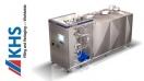 KHS lanza nuevo método de esterilización de preformas