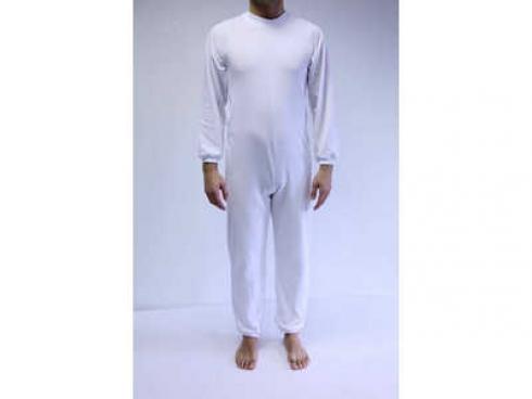 Pijama largo 2 cremalleras