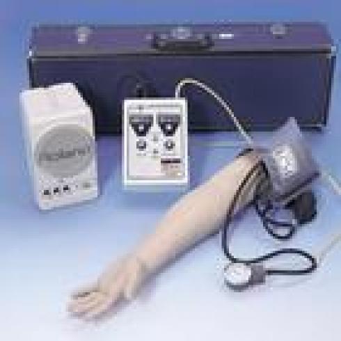 Brazo para la medición de  la presión sanguínea