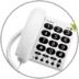 Telefono teclas grandes
