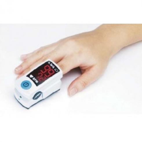 Pulsioxímetro de dedo