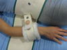 Cinturón de manos magnético