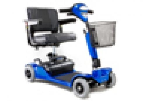 Scooter cuatro ruedas