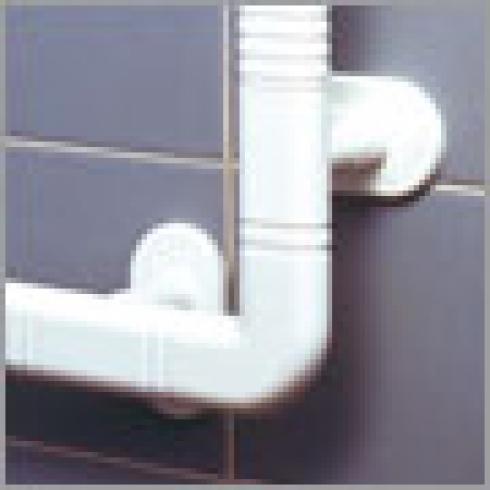 Asidero angular para ducha
