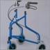 Caminador con ruedas
