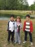 Los pequeños  pescan las mas grandes  19/07/2011
