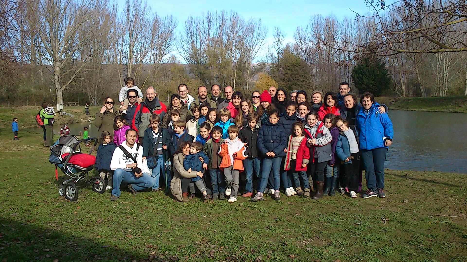 LOS DE INDAR VIENEN DE PESCA  2012