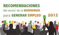 ¡Más bioenergía, más empleos!