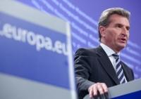 El Comisario Europeo de Energía apoya la biomasa en España.