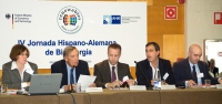 """V Jornada Hispano-Alemana de Bioenergía: """"Aprovechamiento Térmico de la Biomasa"""""""