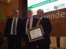 """Imener galardonado con el I PREMIOS EMPRENDEVERDE categoría """"Nuevas Líneas de Negocio"""""""
