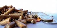 Evolución de los precios del pellet en España 2012