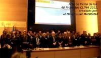 Proyectos CLIMA 2013