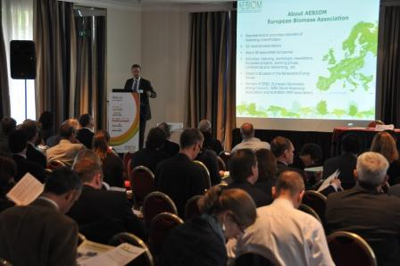 Conferencia Europea de la Biomasa. 17-19 junio 2013