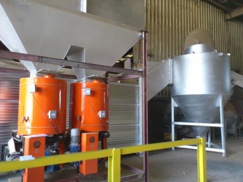 Satis Renovables instala biomasa en industria de cereal en Burgos
