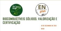 Seminario biocombustibles sólidos biomasud avebiom