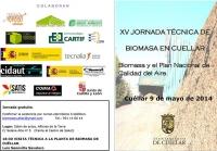 XV Jornada Técnica de biomasa en Cuellar-Segovia