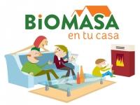Exposición itinerante para acercar la biomasa a los ciudadanos de toda España Biomasa en Tu Casa