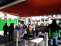 Guadalajara acoge la exposición itinerante 'Biomasa en tu casa' del 19 al 22 de marzo