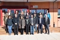 Reunión de lanzamiento de BIOMASUD PLUS