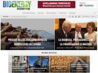 La revista Bioenergy International estrena web con novedosas secciones