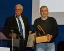 La empresa Navarra de Suelo y Vivienda, galardonada con el premio Fomenta la Bioenergía 2016 que concede AVEBIOM