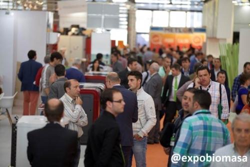Avance de expositores en Expobiomasa 2017