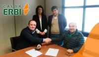 Natural Fire y Calor ERBI firman un acuerdo de colaboración