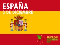 La biomasa puede atender toda la demanda energética de España del 3 al 31 de diciembre