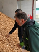 La planta de Greenalia en Sigüeiro obtiene la certificación BIOMASUD para astillas de calidad