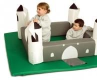 figura foam, castillo foam, castillo bebe, castillo espuma, castillo bebe