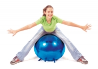 sit´n´gym, sit n gym, sit´n´gym jr, balon asiento, balon con patitas