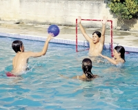 porteria waterpolo, waterpolo, mini porteria waterpolo