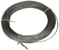 cable corchera, cable acero inoxidable