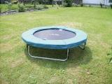 trampolin, cama elastica, trimilin, trimilin fun 19, cama elastica exterior