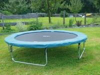 trampolin, cama elastica, trimilin, trimilin fun 24, cama elastica exterior