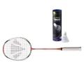 material badminton
