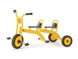 triciclo, triciclo escolar, triciclo biplaza, triciclo 2 plazas