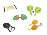 juegos de palas y raquetas