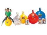 balones saltarines
